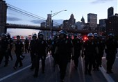 Cops Rammed by Car in New York amid Anti-Police-Brutality Unrest in US (+Video)
