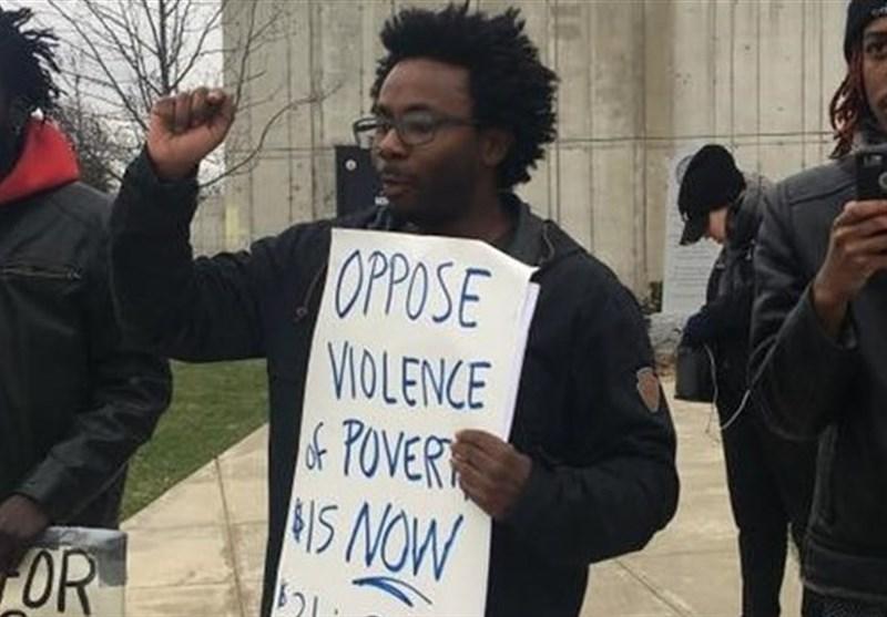 مصاحبه| فعال ضد نژادپرستی آمریکایی: دولت ایالات متحده در قتلهای پلیس همدست است