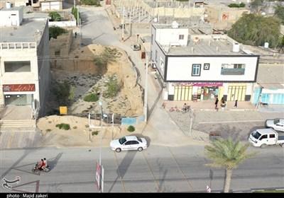 گزارش  زمزمههای تلاش سودجویان برای تصرف مجدد خیابان آزادشده در قشم