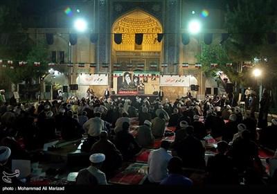 مراسم بزرگداشت سالروز رحلت امام خمینی(ره) - قم
