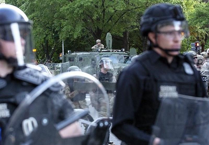 هشدار روسیه درباره ادامه وحشیگری نیروهای پلیس آمریکا