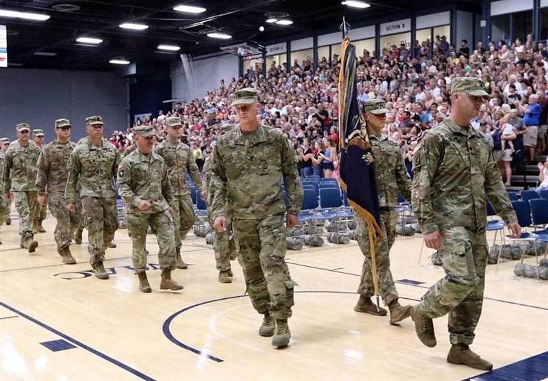 بازگشت گارد ملی «ویسکانسن» از افغانستان به آمریکا
