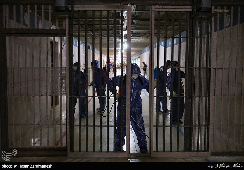 23 درصد زندانیان آذربایجان شرقی که در ایام کرونا به مرخصی رفتند به صورت مشروط آزاد شدند