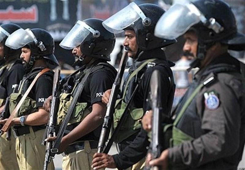 حمله افراد مسلح به ساختمان بورس پاکستان