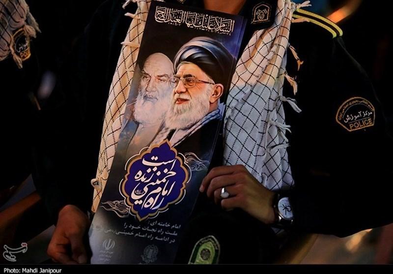 عکس رحلت امام خمینی برای وضعیت