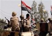 حمله گروهک تروریستی داعش به سینای مصر/ 4 نظامی کشته و زخمی شدند