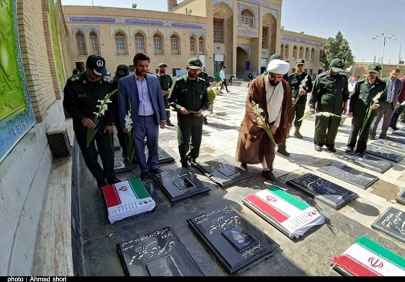 گلریزان مزار حماسهسازان 15 خرداد پیشوا به روایت تصویر