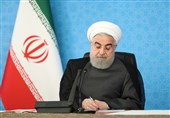 President: Iran Eager to Boost Ties with Sweden