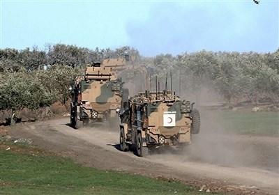 جان باختن یک سرباز ترکیه در شمال سوریه