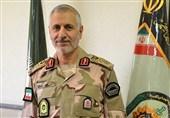 فرمانده جدید مرزبانی نیروی انتظامی منصوب شد