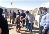 احداث آموزشگاه به همت قهرمانان کشتی در روستاهای مرزی استان خراسان