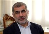 حضور نایب رئیس مجلس در خبرگزاری تسنیم