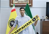 Mirzajanpour Joins Sepahan Volleyball Team