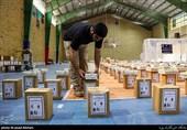 البرز| 1700 بسته معیشتی در رزمایش مواسات اشتهارد توزیع شد