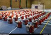 140 هزار بسته معیشتی تحت عنوان رزمایش مواسات در یزد توزیع شد