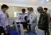 دریادار سیاری از قرارگاه جهاد علمی نیروی پدافند هوایی ارتش بازدید کرد