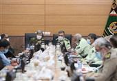 امضای تفاهم نامه همکاری های مشترک وزارت دفاع و نیروی انتظامی