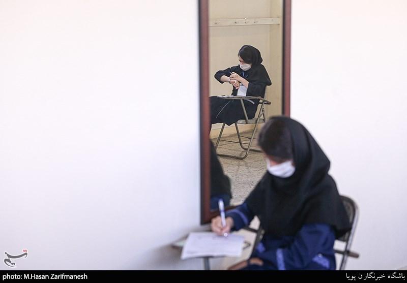 دانشآموزان در امتحانات حضوری این نکات بهداشتی را جدی بگیرند+فیلم