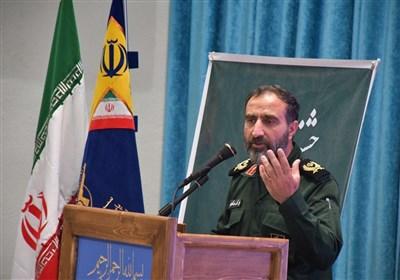فرمانده سپاه گلستان: سپاه تمام قد مقابل تهدید دشمنان میایستد