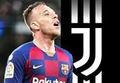آرتور رسماً به یوونتوس پیوست/ بارسلونا جزئیات قرارداد را اعلام کرد