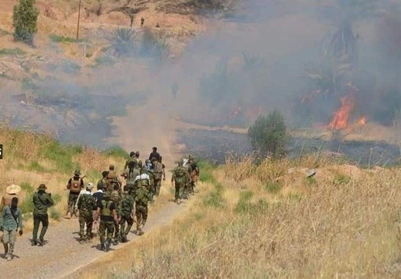 عراق؛ حشد الشعبی کی کارروائی میں داعش کا اہم کمانڈر ہلاک