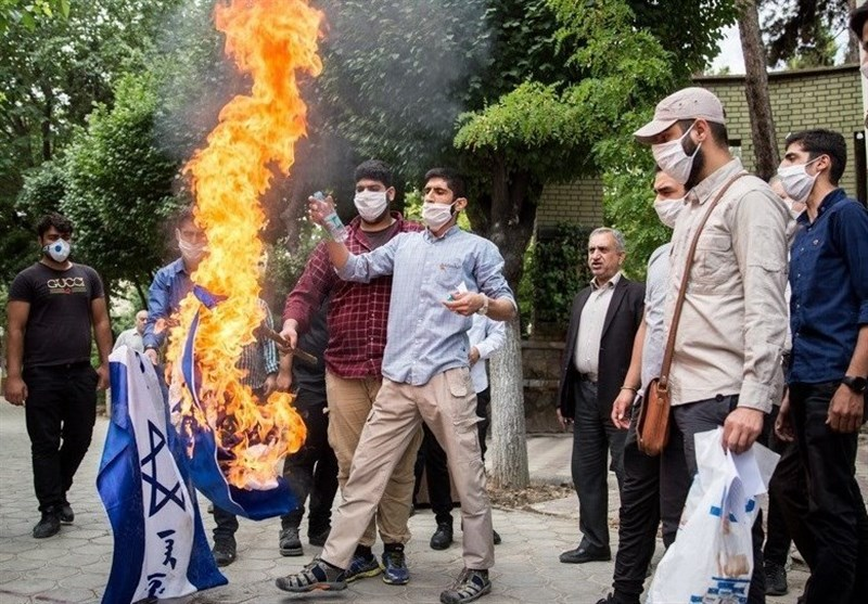 Iranian Students Decry Armenia's Plan to Open Embassy in Israel