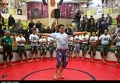 عزمِ جزمِ تیم کردستان برای صعود به فینال رقابتهای لیگ برتر ورزشهای زورخانهای کشور