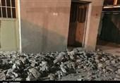 تازهترین اخبار از خسارت زلزله فارس  240 واحد مسکونی روستایی در گراش آسیب دید / توزیع چادر در بین زلزلهزدگان