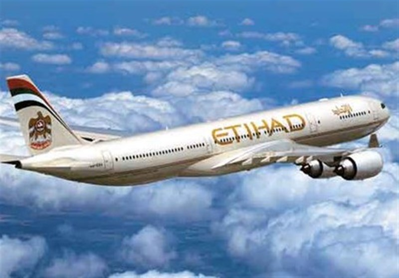 Second Etihad Plane from UAE Lands in Occupied Palestine