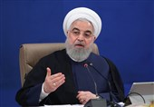 US Sanctions Unable to Halt Iran's Progress: Rouhani