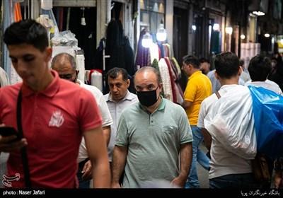 کرمانشاه  واحدهای صنفی در صورت عدم استفاده از ماسک پلمب میشوند