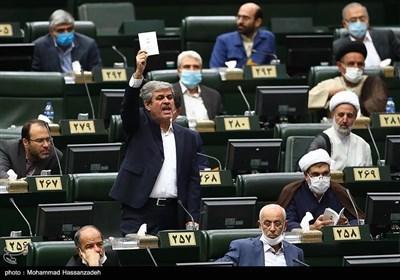 اعتراض غلامرضا تاجگردون به رایگیری ارجاع اعتبارنامهاش به کمیسیون تحقیق و تفحص مجلس شورای اسلامی