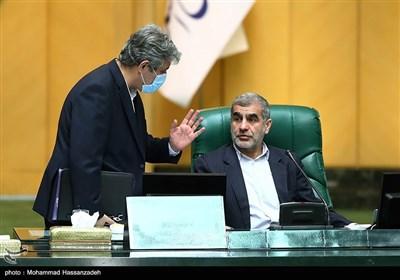 علی نیکزاد در جلسه علنی مجلس شورای اسلامی