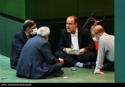 حمیدرضا حاجیبابایی در جلسه علنی مجلس شورای اسلامی