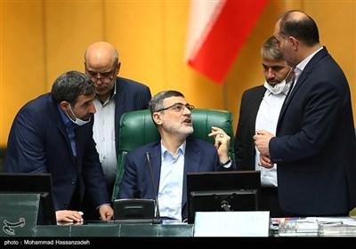 امیرحسین قاضیزاده هاشمی نایب رئیس مجلس