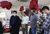 اهدای دستگاه دیالیز به بیمارستان بهارلو توسط خیریه هیئتالزهراء دانشگاه شریف