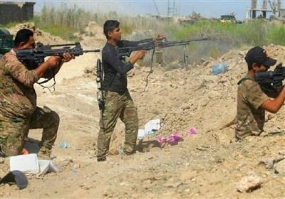 عراق  عملیات علیه داعش در دیالی/ ادامه واکنش به حمله اخیر آمریکا به حشد شعبی