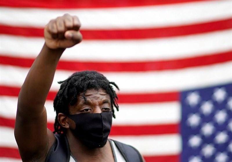 گزارش  فریاد خشم بر سر تمدن غربی در آمریکا