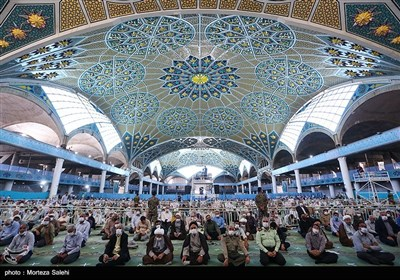 اقامه نماز جمعه در اصفهان پس از سه ماه تعطیلی