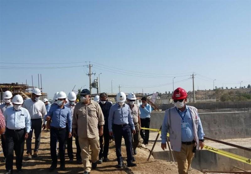 بیش از 80 درصد تجهیزات پروژه آبشیرینکن 35 هزار مترمکعبی بوشهر داخلی است