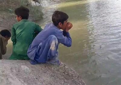 """یک سال گذشته ۳ کودک در هوتگ روستای """"شیخان کرگ"""" غرق شدند + جزئیات"""