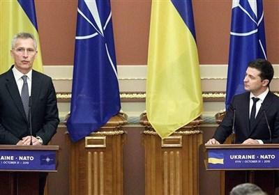 """وضعیت """"شریک ناتو"""" برای اوکراین؛ حرکت دیگر غرب در """"بازی ژئوپلتیک"""" با روسیه"""