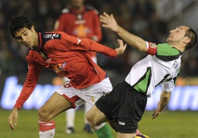 Shojaei Voted Asia's Greatest Player in La Liga