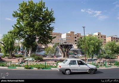میدان بهاران تنها میدان محله وصفنارد میباشد
