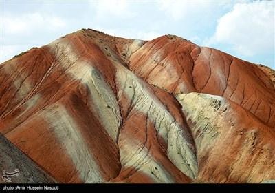 کوه های رنگی زنجان