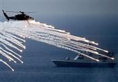 مانور نظامی ترکیه در دریای مدیترانه