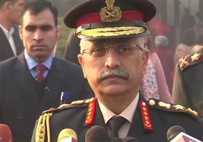 فرمانده ارتش هند: مذاکره با چین برای حل تنشها ادامه دارد