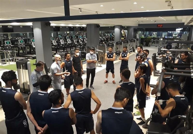 درخواست مجیدی از بازیکنان در تمرین امروز استقلال/ مطهری غایب بود