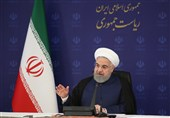President: Iran Struggling with Sanctions, COVID-19 Simultaneously