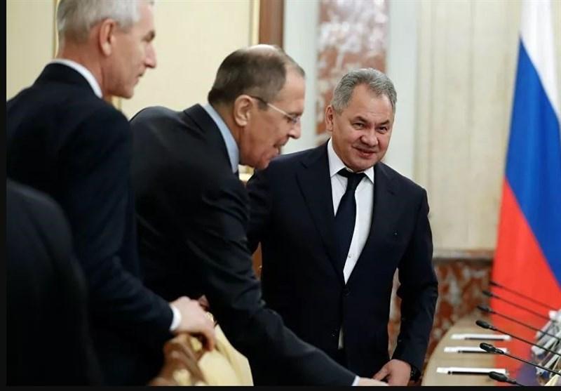 سفر وزرای خارجه و دفاع روسیه به ترکیه